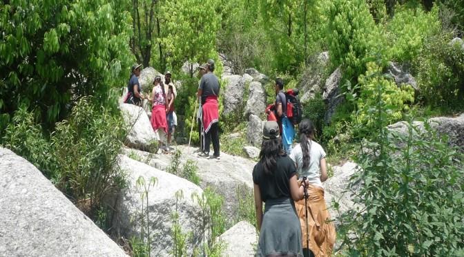 trekking with Junoon Adventure