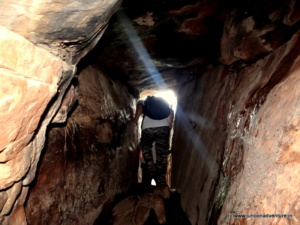 Cave Exploration in Bhopal