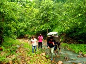 Trek to Bagra Tawa, Hoshandabad