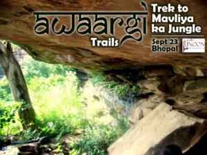 Trekking in Bhopal