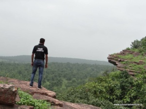 Trek to Shilajeet ka Pathaar Bhopal