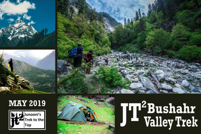 Bushahr Valley - Himalayan Trek and Camp