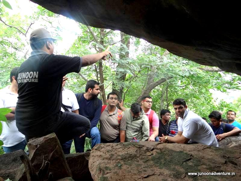 Cave Exploration in Kathotiya