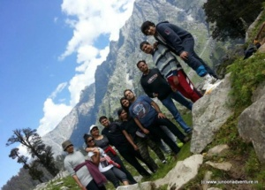 Himalaya Trek and Camp to Laka Got Kangra