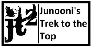 JT2 - Junoonis Trek to the Top - logo