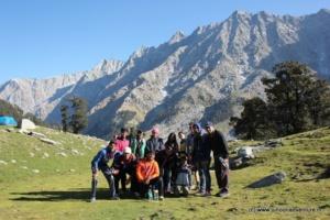 Himalayan Trekking and Camping Indrahaar Pass