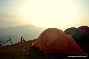 Himalayan Trekking and Camping in Nepal