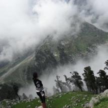 Trek to Triund - Indrahaar Pass Base