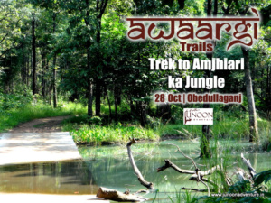 Trekking in Obedullaganj