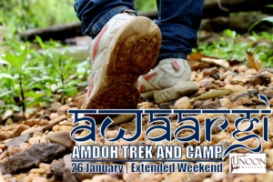 Trekking and Camping near Bhopal